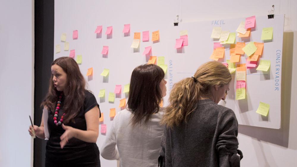 Metodologías para consultoría estratégica: Design Thinking
