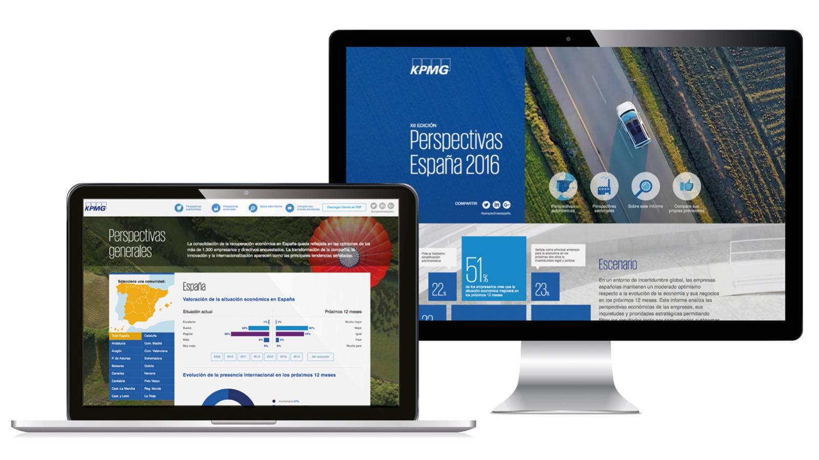 KPMG Informes interactivos